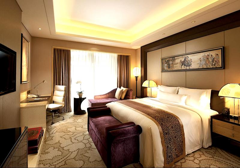 Luxusní hotel Hilton Xi´An ***** | 2 noci