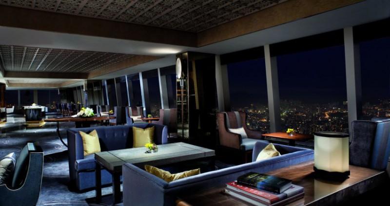 Nejlepší hotely světa: The Ritz Carlton Hongkong   4 noci