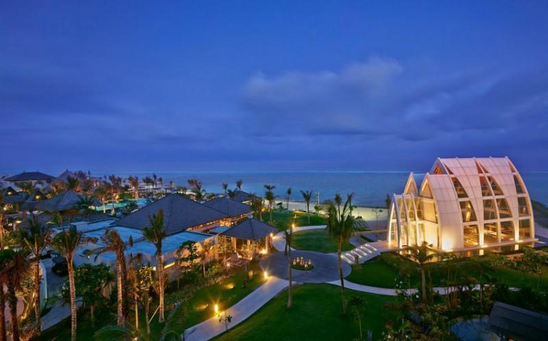 Nejlepší hotely světa: The Ritz Carlton Bali Bali | 6 nocí