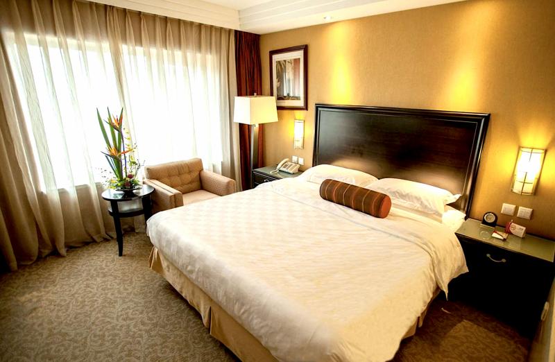 KvalitnÍ hotel v Pekingu (Sunworld Dynasty, Wangfujing) **** | 3 noci