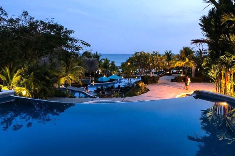 4 * all inclusive Hilton resort u Rudého moře, Hurghada | 3 noci