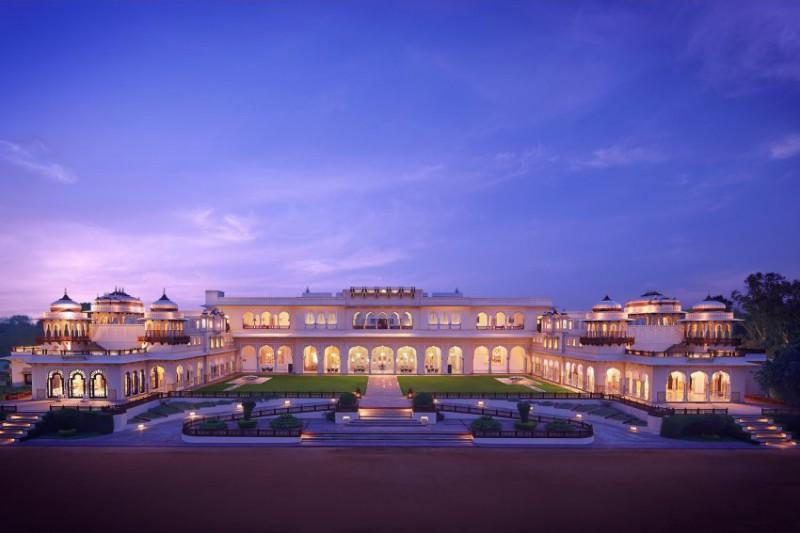 Nejlepší hotely světa: Maharadža styl | 4 noci