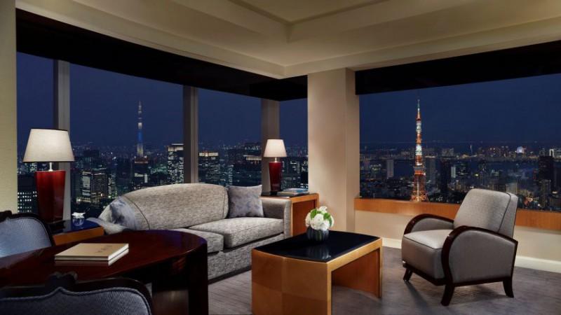 Nejlepší hotely světa: Ritz Carlton Tokyo   4 noci