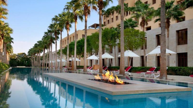 Nejlepší hotely světa: Kempinski Ishtar na břehu Mrtvého moře Jordánsko-Palestina-Izrael | 2 noci