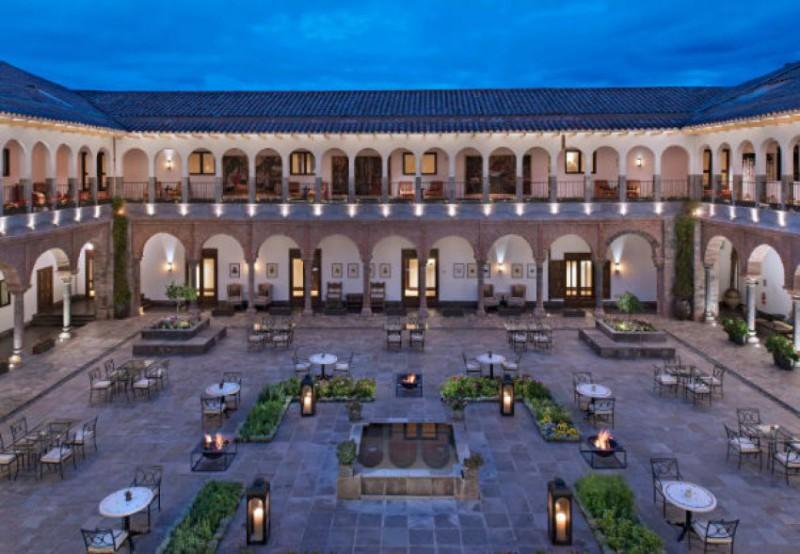 6 nocí v luxusních hotelech Lima-Cuzco-Santiago de Chile | 6 nocí