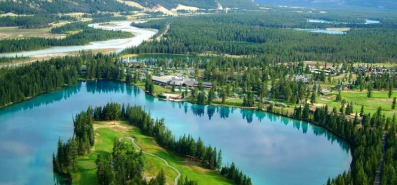Nejlepší hotely světa: Fairmont Jasper a Fairmont Banff | 4 noci