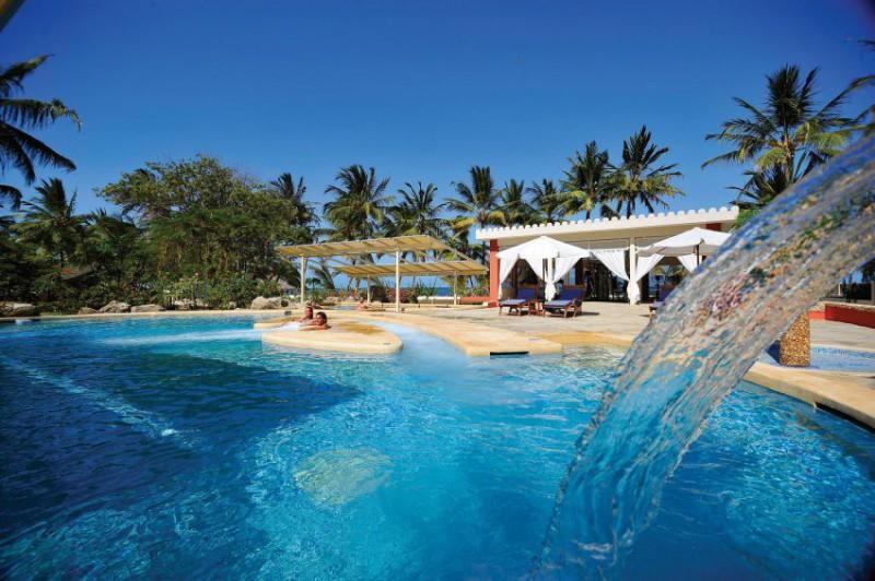 Odpočinek na pláži v luxusním hotelu Keňa, Malindi | 7 nocí