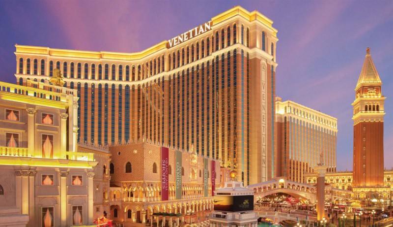 Luxusní hotel The Venetian ***** v Las Vegas | 3 noci