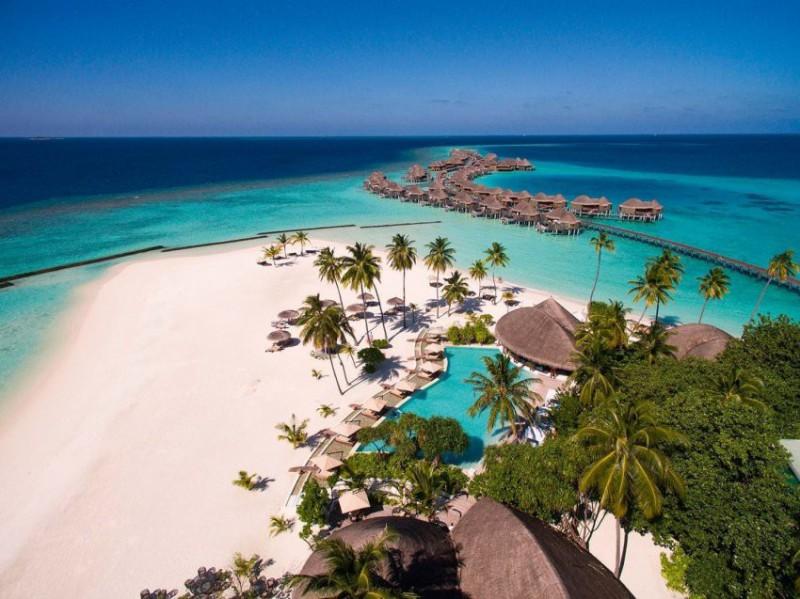 Nejlepší hotely světa: Constance Halaveli Maledivy | 7 nocí