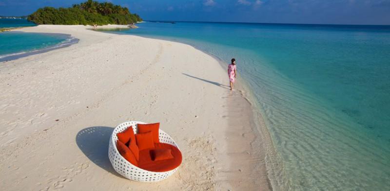Luxusní hotel na Maledivách | 7 nocí