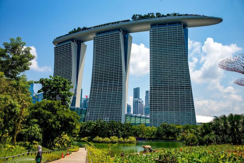 Marina Bay Sands *****, 2 noci
