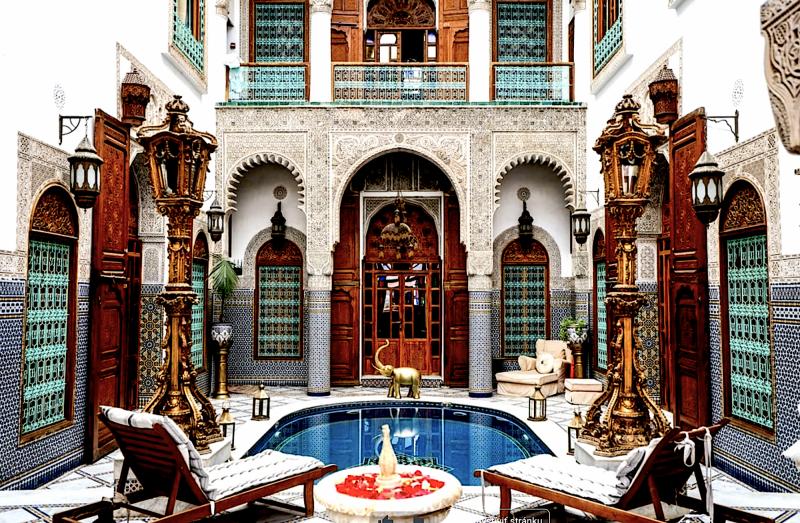 Špičkové 5* hotely v Maroku | 8 nocí