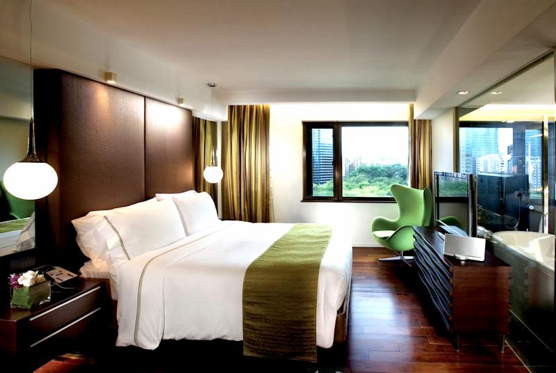 LuxusnÍ hotel Mira, Hongkong *****| 4 noci