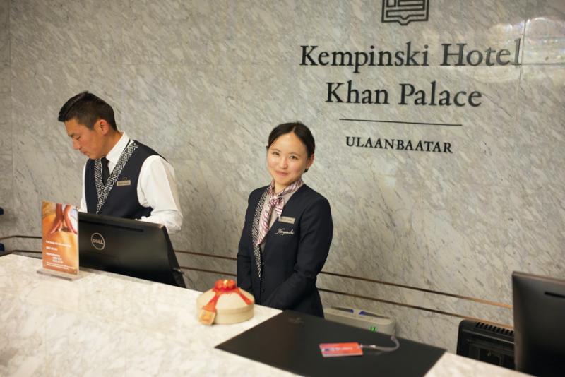 Nejlepší hotely světa: Kempinski hotel Khan Palace Ulanbaatar |  1 noc
