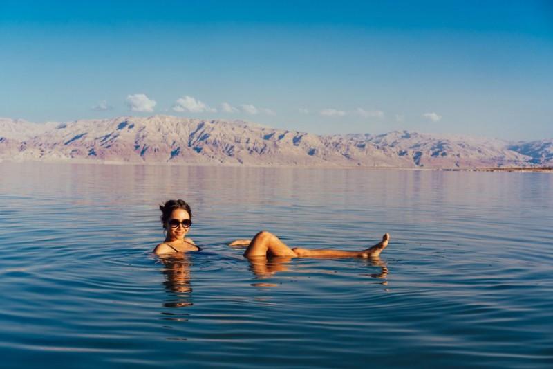 Celodenní výlet k Mrtvému moři