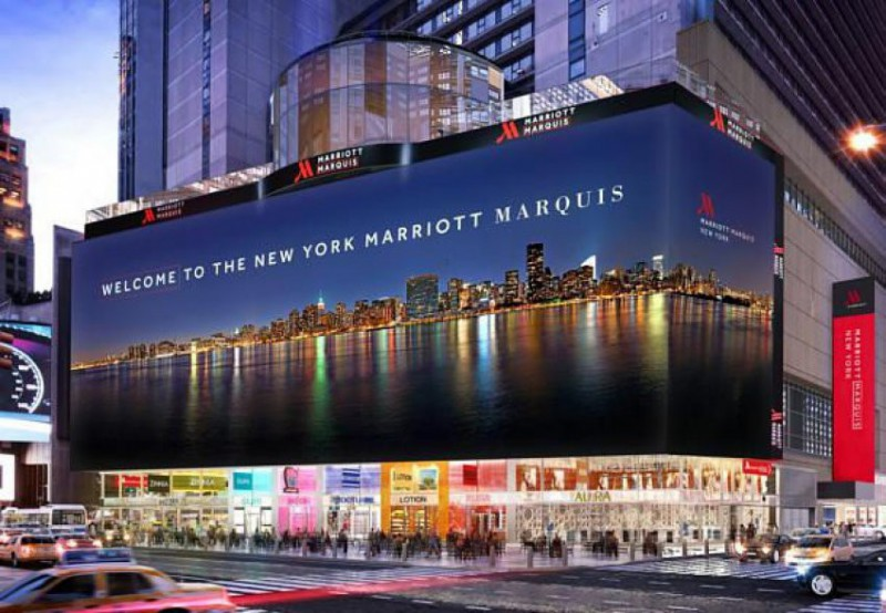 New York Marriott Marquis **** |3 noci