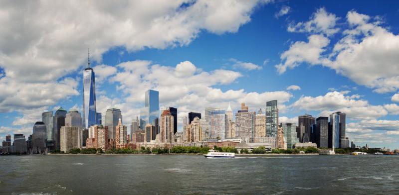 Plavba kolem Manhattanu