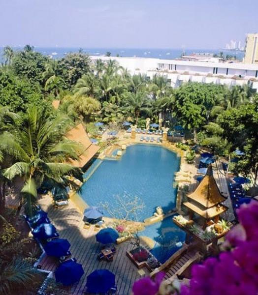 Avani Pattaya resort ***** | 4 noci