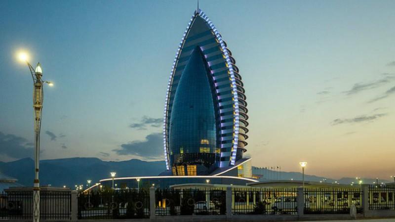 Nejlepší hotely světa: Ýyldiz, Ašchabad   2 noci