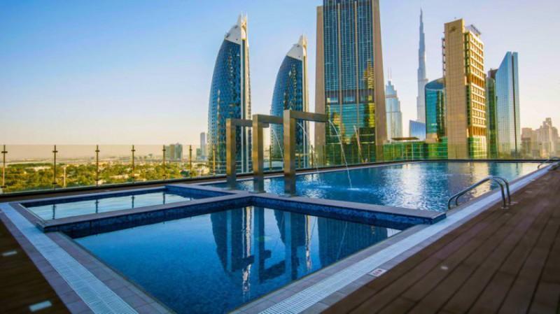Nejlepší hotely světa: Gevora hotel Dubaj | 3 noci