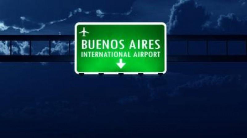 Místní let Buenos Aires - Foz de Iguazú