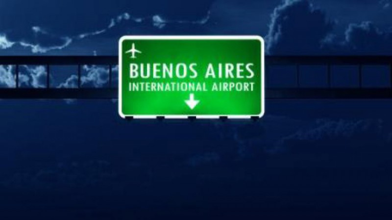 Místní let Mendoza - Buenos Aires