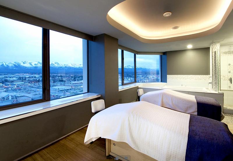 Sheraton Anchorage hotel **** | 2 noci