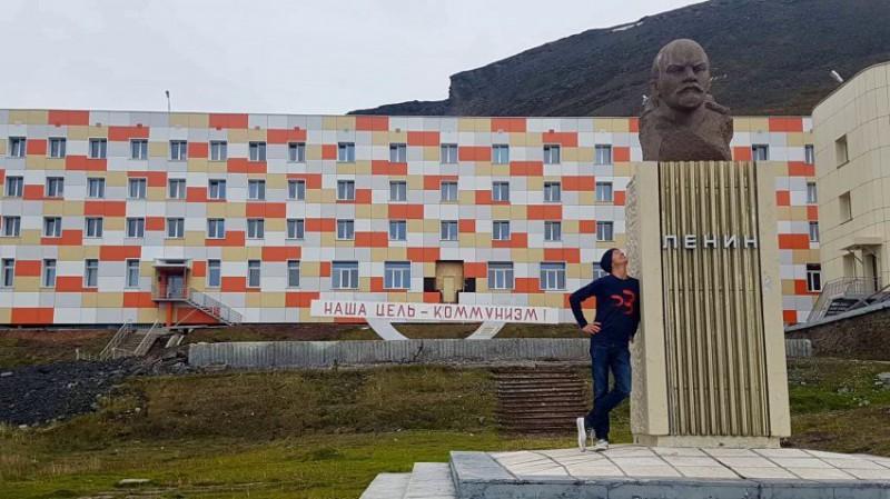 Výlet do Barentsburgu