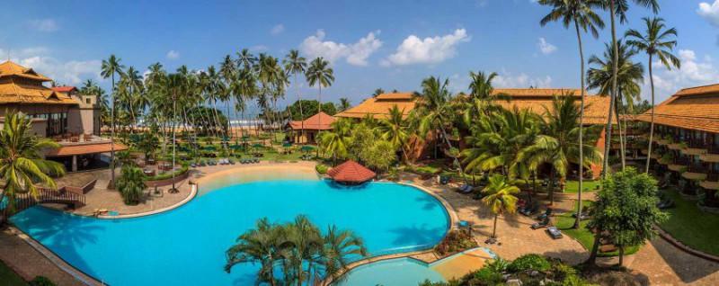 Luxusní ubytování během odpočinku na Srí Lance | 4 noci