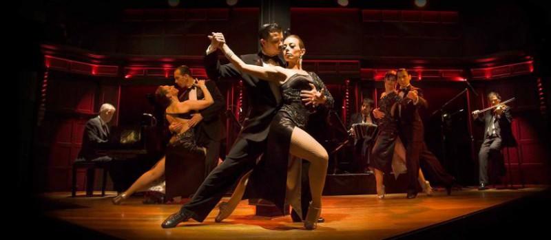Tango večer v Buenos Aires