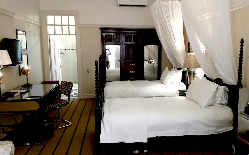 The Victoria Falls hotel | 3 noci