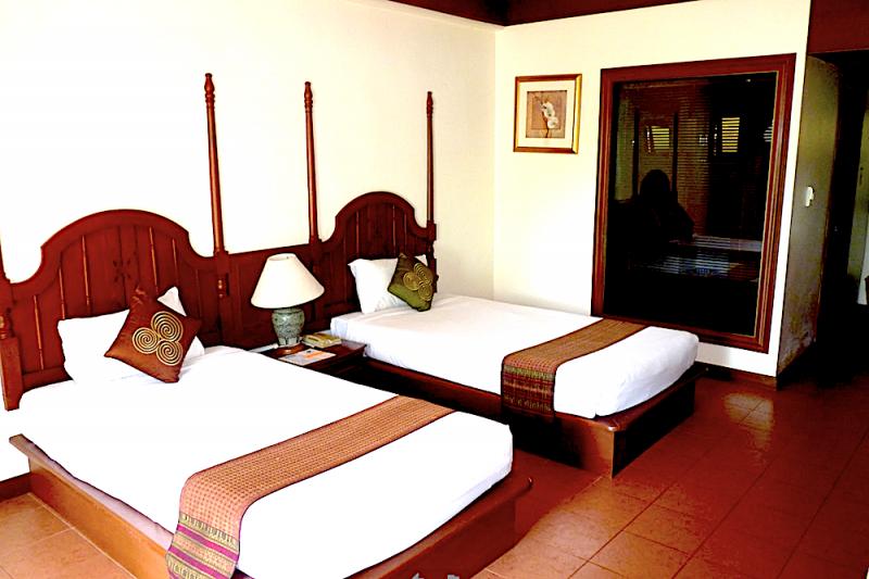 Krabi Tipa Resort **** s přeletem   6 nocí