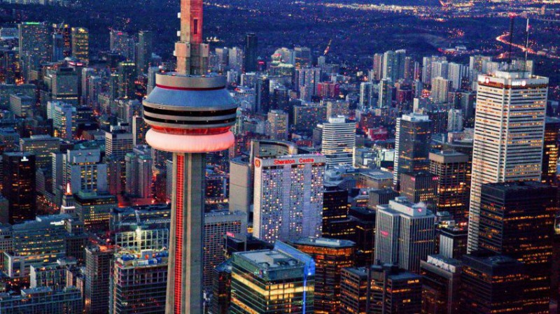 Luxusní hotely z Toronta po Bílý Dům ***** | 7 nocí