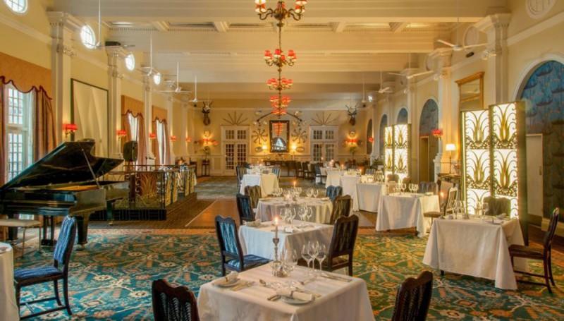 The Victoria Falls hotel | 2 noci