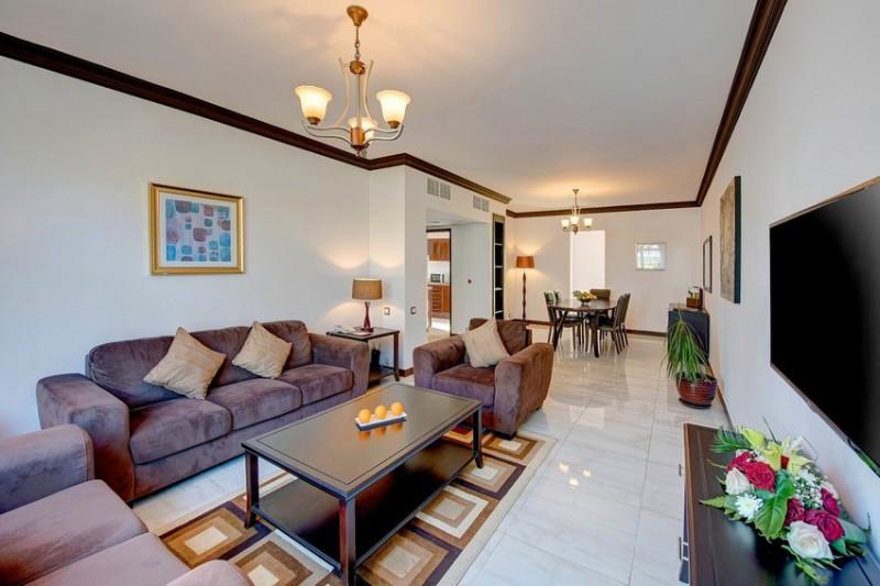 Vaše vlastní troj-ložnicová vila v Crowne Plaza, 7 nocí