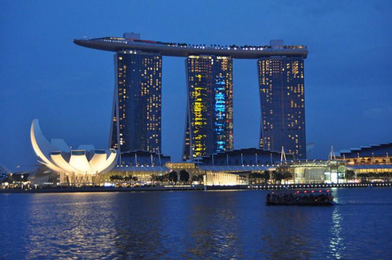 Poplatek za pozdní check-out v Singapuru (v základním hotelu)