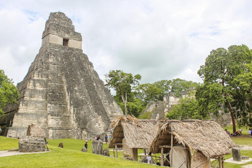 Nejkrásnější památky mayského světa