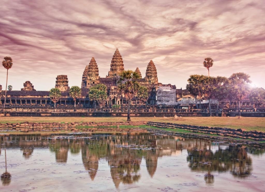 Angkor Wat nenechá nikoho chladným