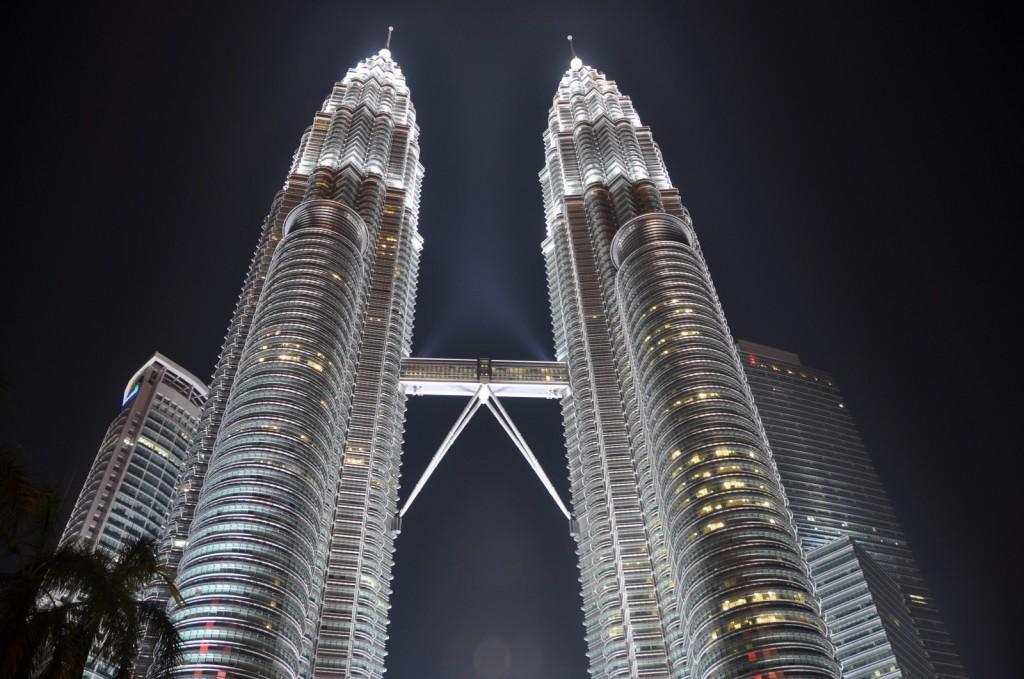 Nejvyšší dvojčata světa, Petronas Tower