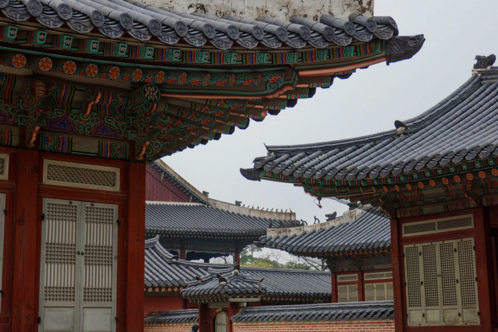Jihokorejská architektura