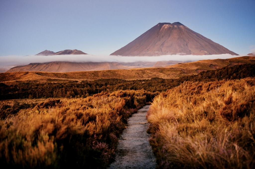 Národní park Tongariro