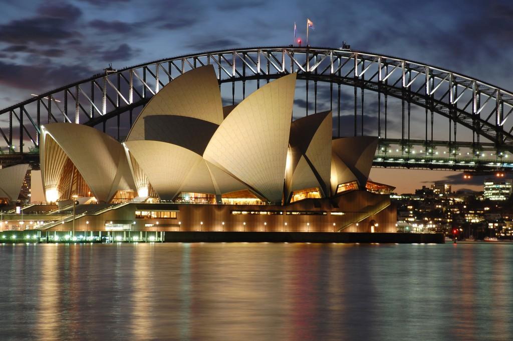 Opera house – symbol Sydney