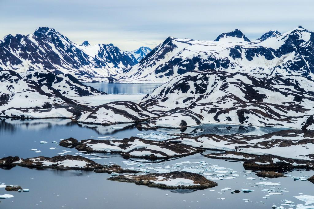 Grónsko - země sněhu a ledu
