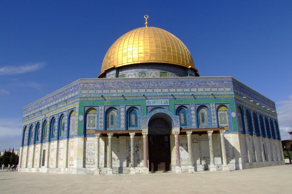 Jeruzalém a jeho Skalní dóm
