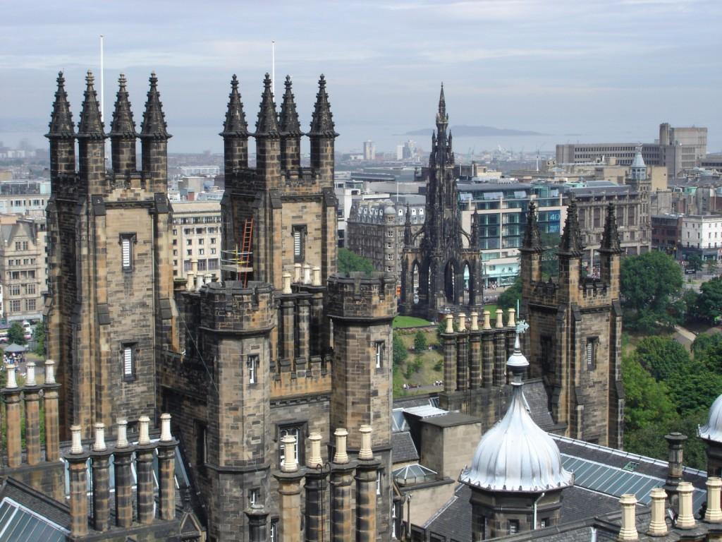 Edinburg vás okouzlí svými památkami