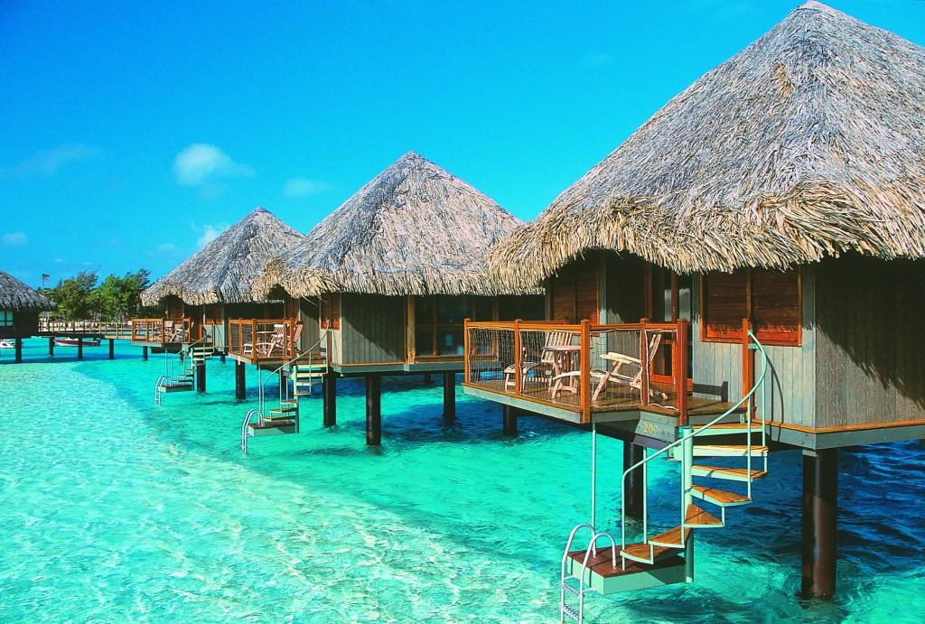 Maledivy -tropický ráj