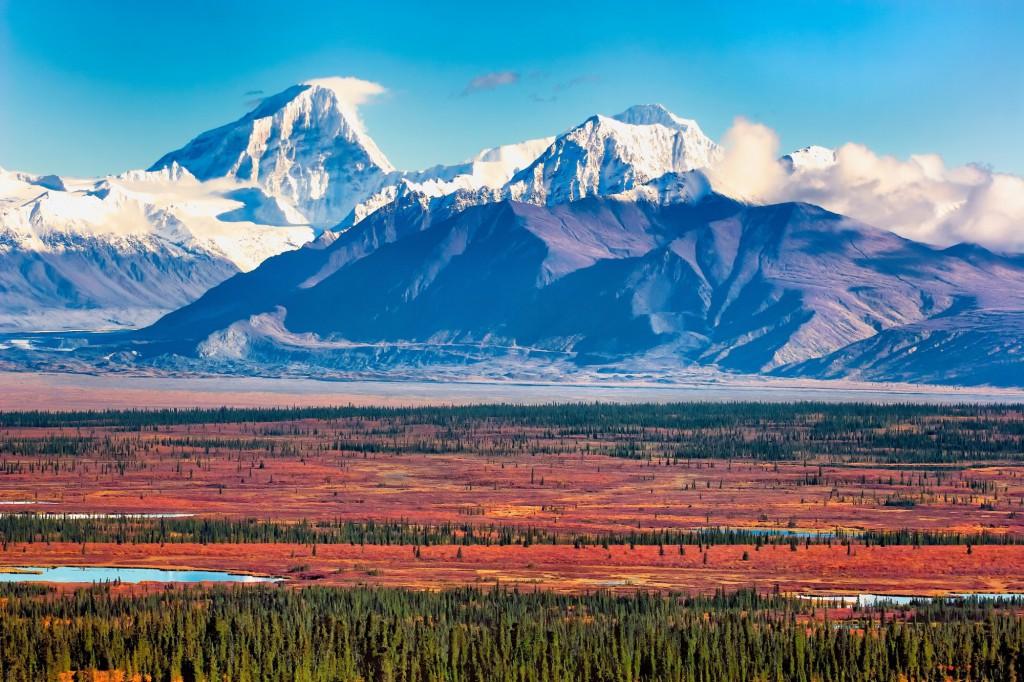 Cesta do odlehlých koutů Aljašky