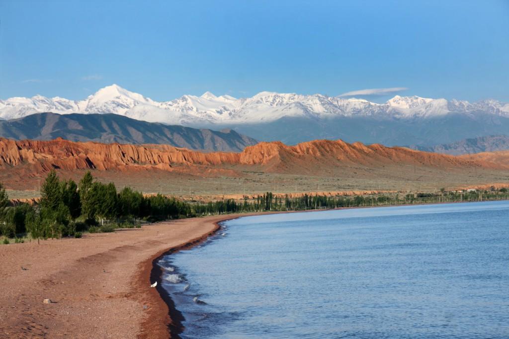 Nedotčená příroda Střední Asie