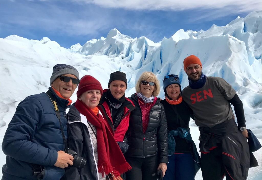 Poznejte ledovou krásu Patagonie komfortně