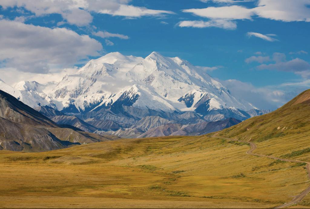 Mount McKinley v celé své kráse